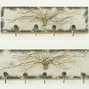 appendiabitiin metallo decorazionealbero.60x9,5x22cm