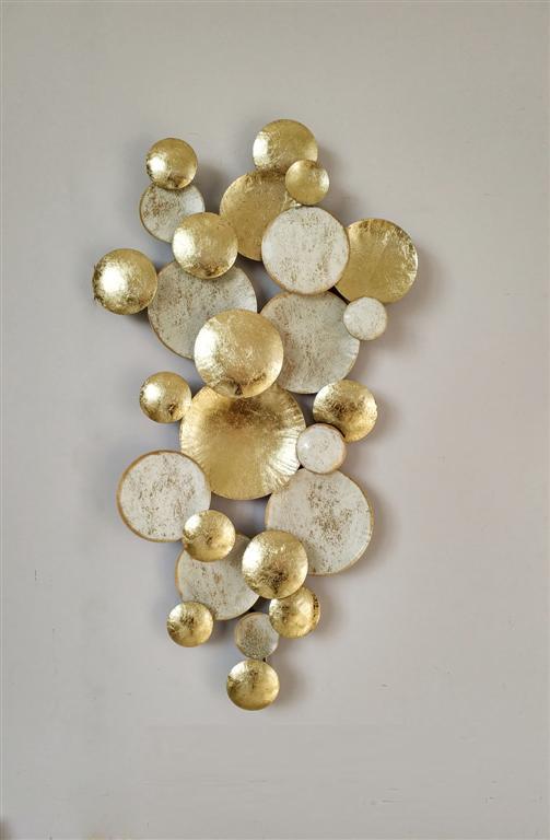 Pannello Cascata Oro